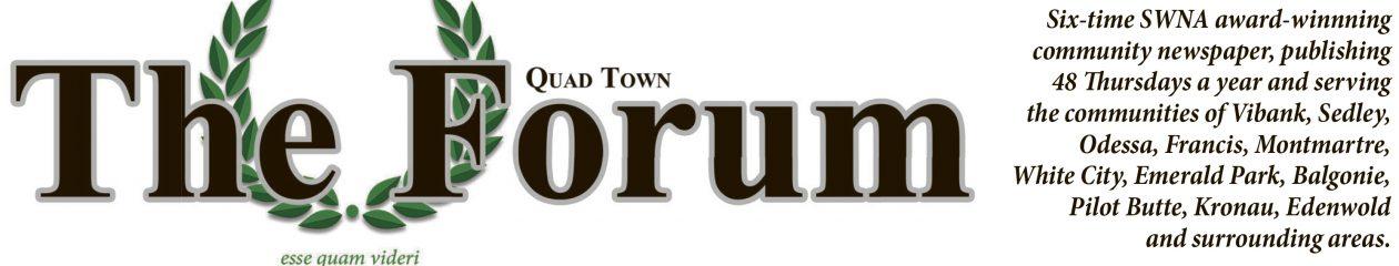 Quad Town Forum